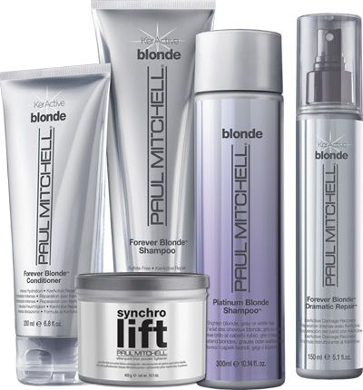 Paul Mitchell Platinum Blonde Is Amazing Dramatic Repair What I Need