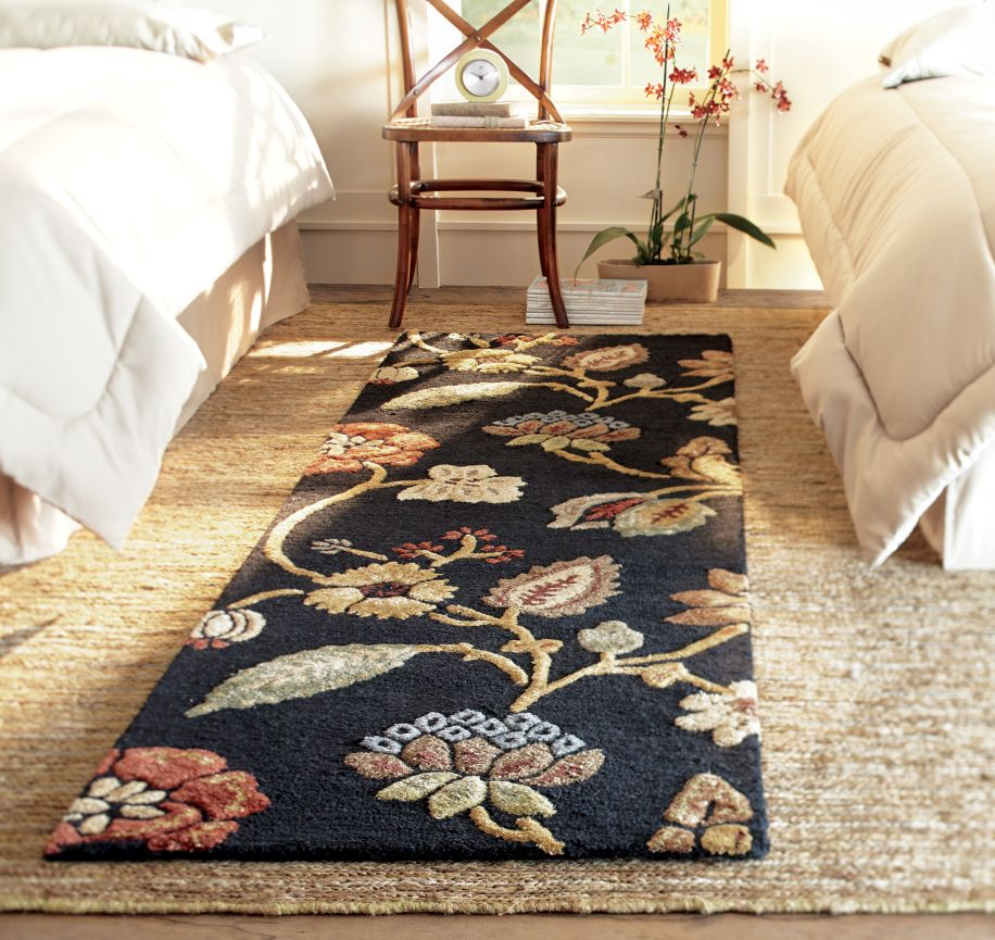 We Love The Look Of Layered Rugs. HomeDecorators.com