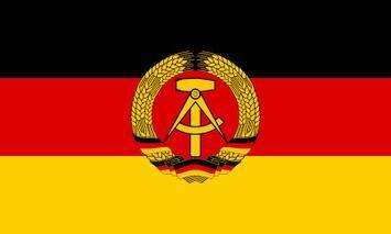 Pin Von Rob Royalty Auf Flags Ddr Flagge Ostdeutschland Und
