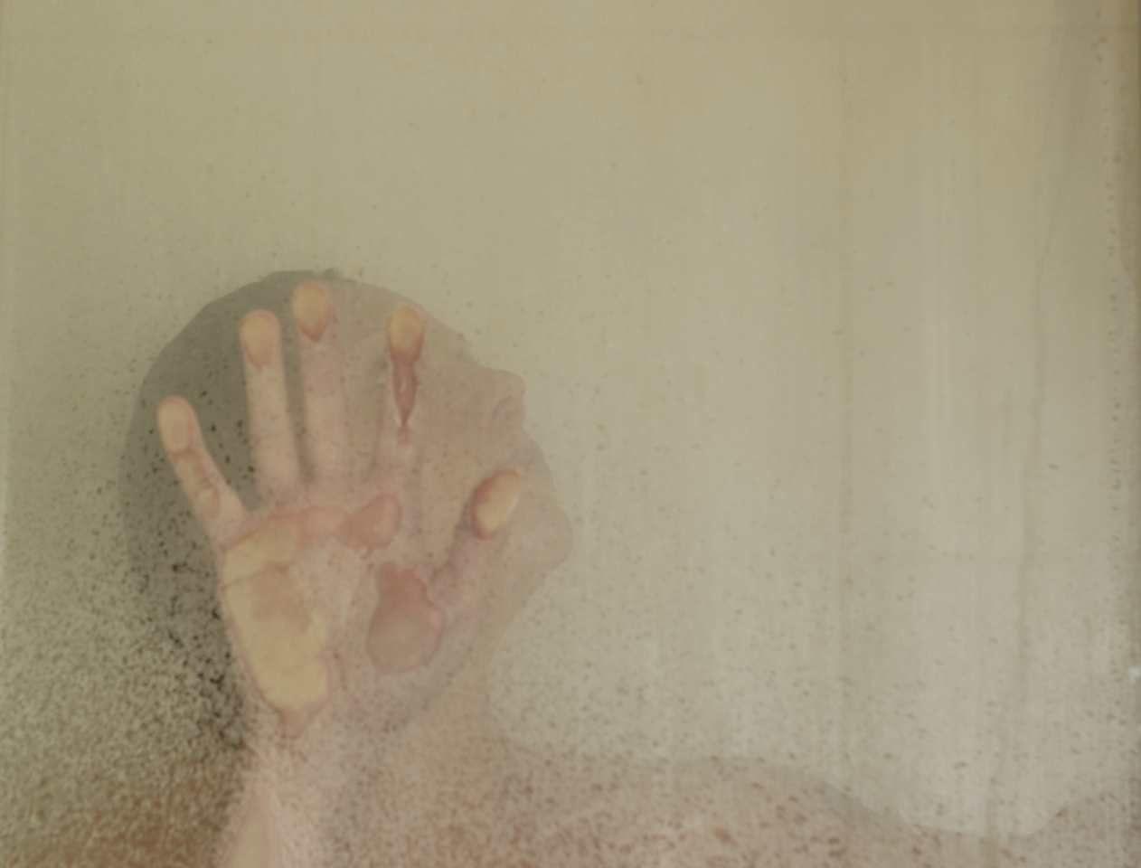 cmo limpiar la puerta de vidrio de una ducha