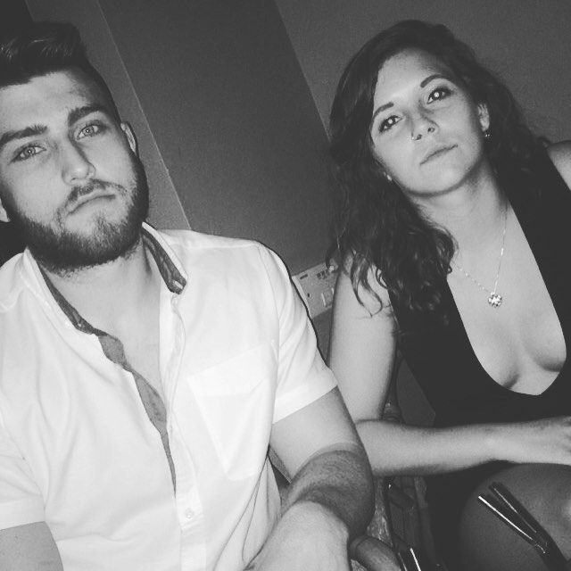 Looking classy #classy #pair #power #couple #white #shirt #black #dress #beautiful #night #out #unilyfe #2016 by a_new_romantic