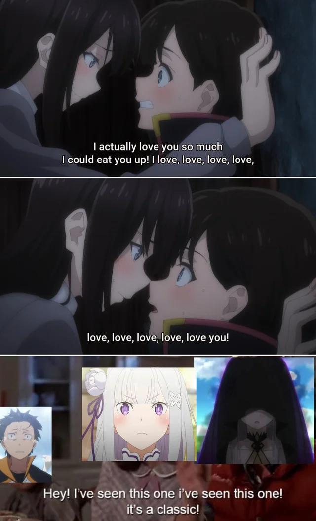 Meme Wear Headphones Re Zero Memes Anime Websites Anime Memes