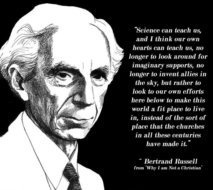 Bertrand Russell Por Qué No Soy Cristiano Me Hubiera