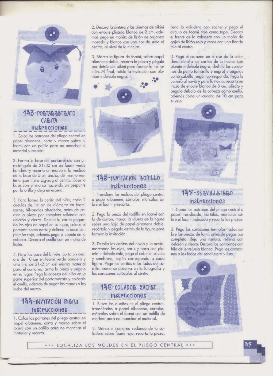 Revista Gratis De Foami Y Fieltro Datvara Blog Title Datvara Blog Title Revistas Figuras De Foami Revistas De Manualidades
