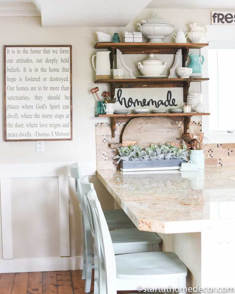 Simple Decorating Tips to Transform Your Kitchen   Home ...