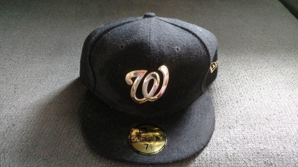 Washington Nationals New Era 5950 Baseball Cap Fashion Clothing Shoes Accessories Mensaccessories Hats Ad Ebay Link