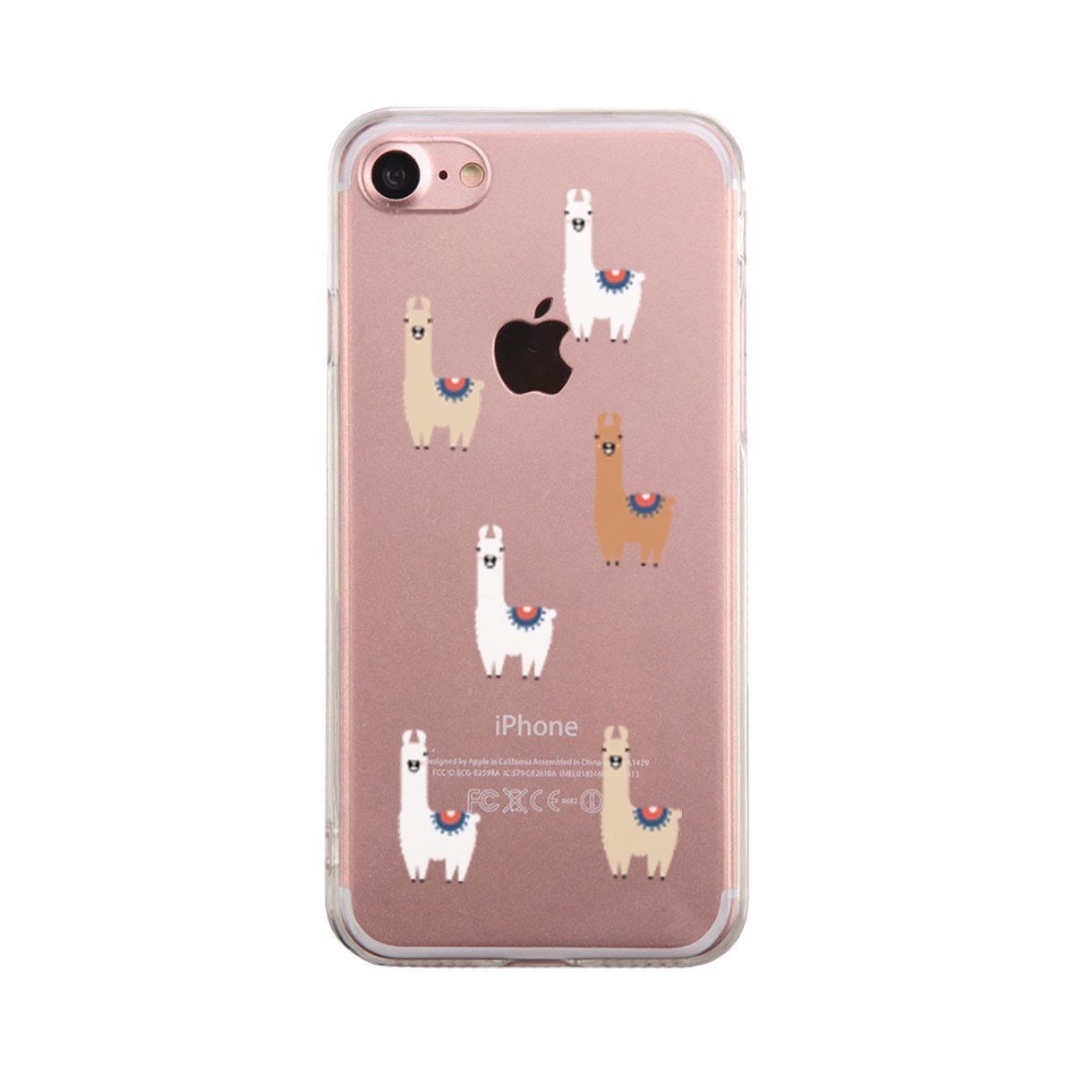 coque iphone 4 lama mignon