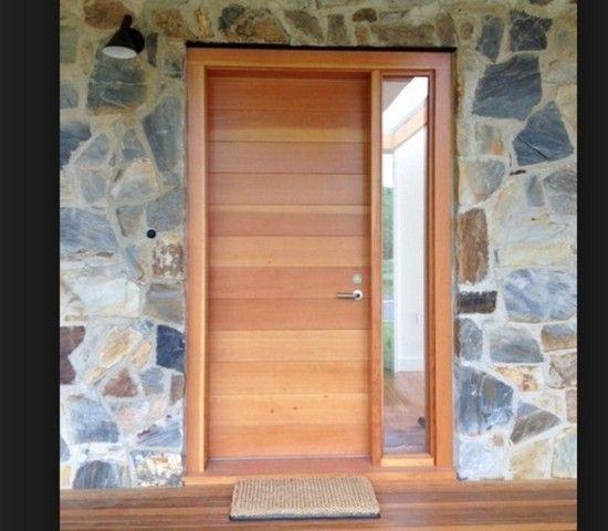 puertas de madera rusticas para interiores