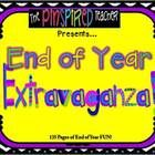 End of Year Extravaganza! Bundles together 135 pages of all my end of year products for a discounted price including the Candy Bar Awards, End of Y...