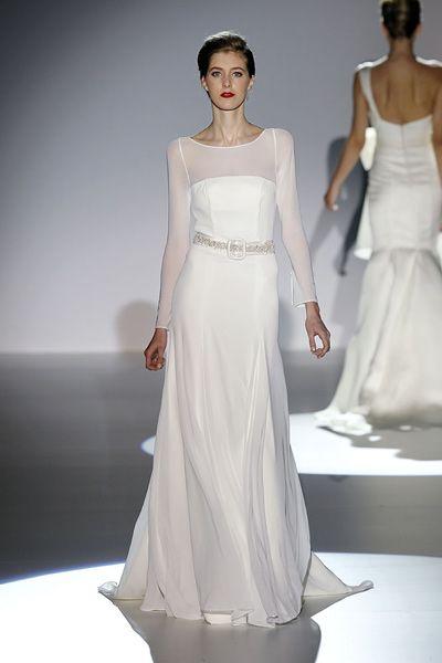 Vestidos de novia para Otoño/Invierno | vestidos novia | Pinterest ...