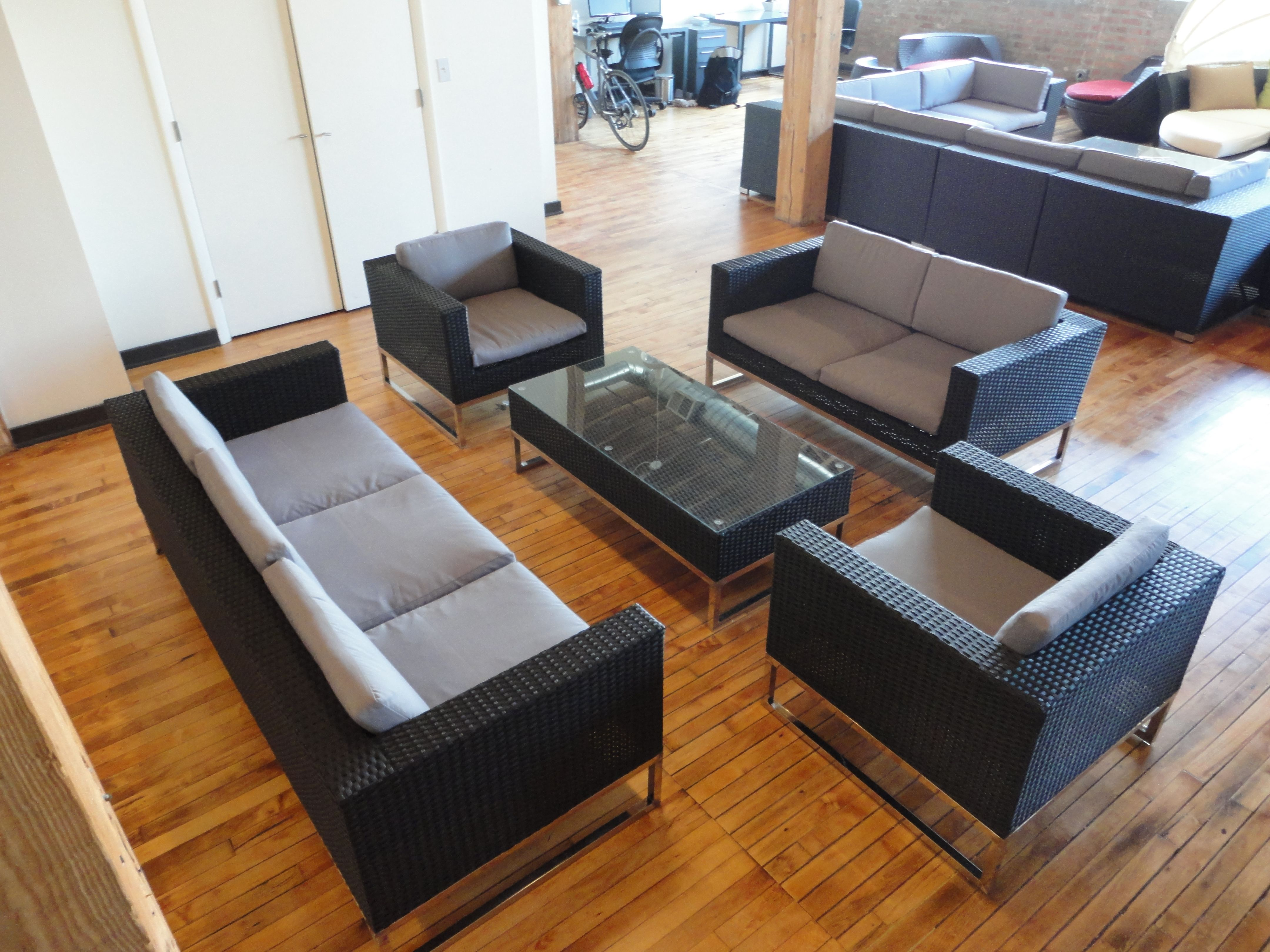 Captivating New #patiofurniture At Our Chicago Showroom. Get Great Deals At Outdoor  Furniture Now Http