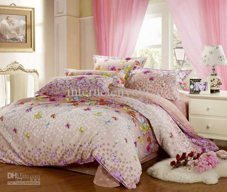 butterfly bedding