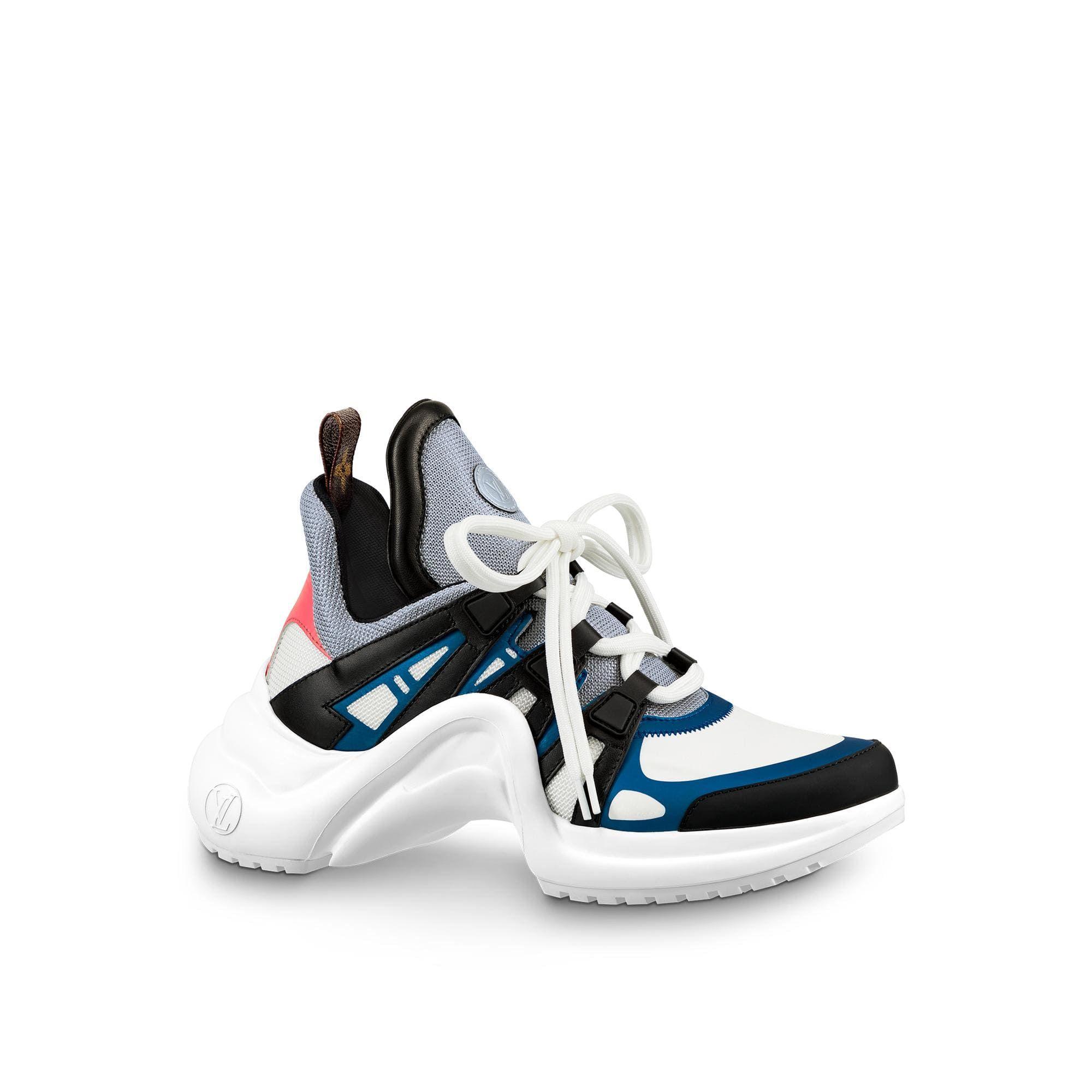 Lv Archlight Sneaker Via Louis Vuitton Louis Vuitton Sneaker Louis Vuitton Sneakers Women Louis Vuitton Sneakers