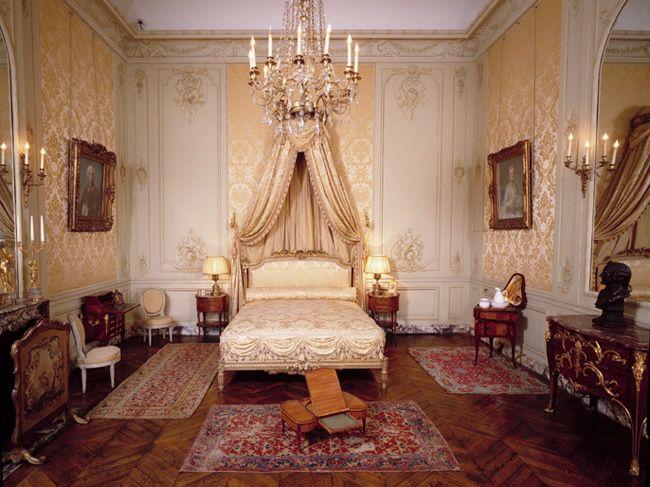 Chambre de Madame #House Goals Pinterest