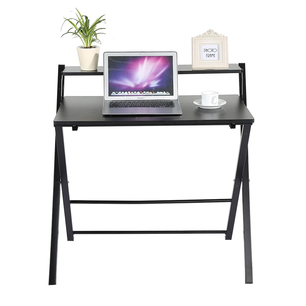 Tavoli Pieghevoli Per Ufficio.Tavolo Pieghevole Scrivania Del Computer Per Il Lavoro A Casa
