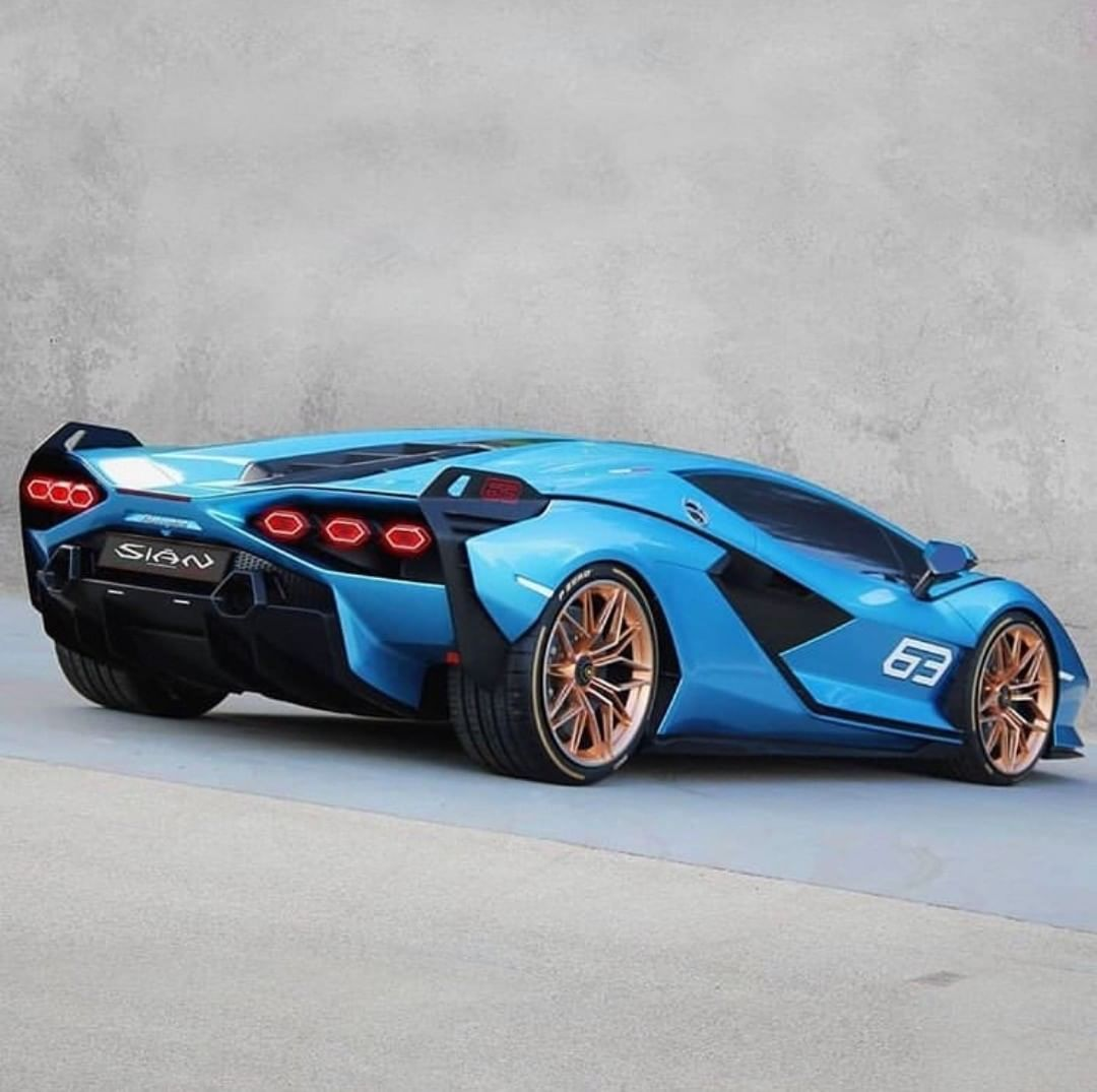 Lamborghini Sion Super Cars Sports Cars Luxury Futuristic Cars