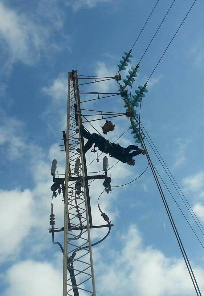 Lineman One Of The Most Dangerous Jobs In The Work