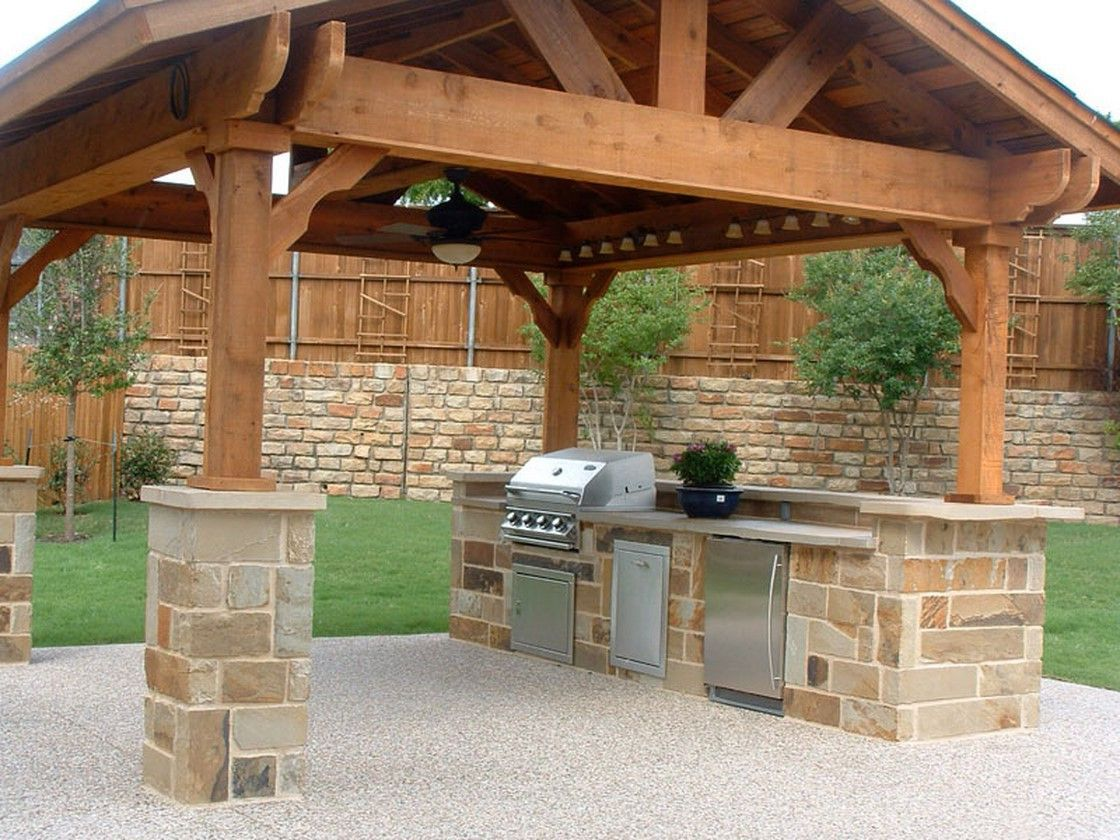 Best Diy Outdoor Kitchens On A Budget Outdoor Kitchen 400 x 300