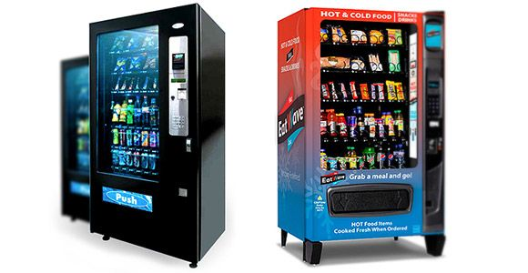 New Zealand Vending Machine Companies Micro Markets Healthy
