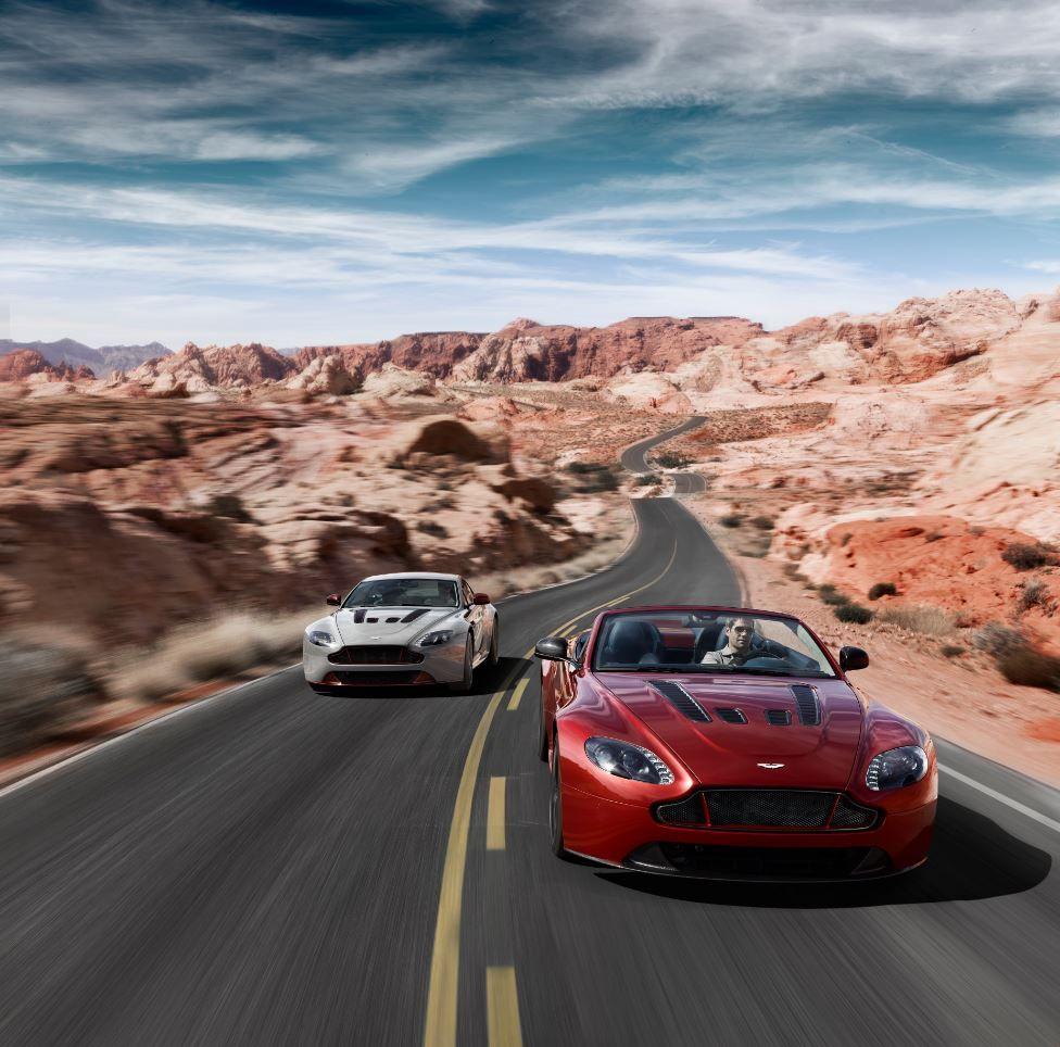 New Aston Martin V12 Vantage S Roadster Set For Global
