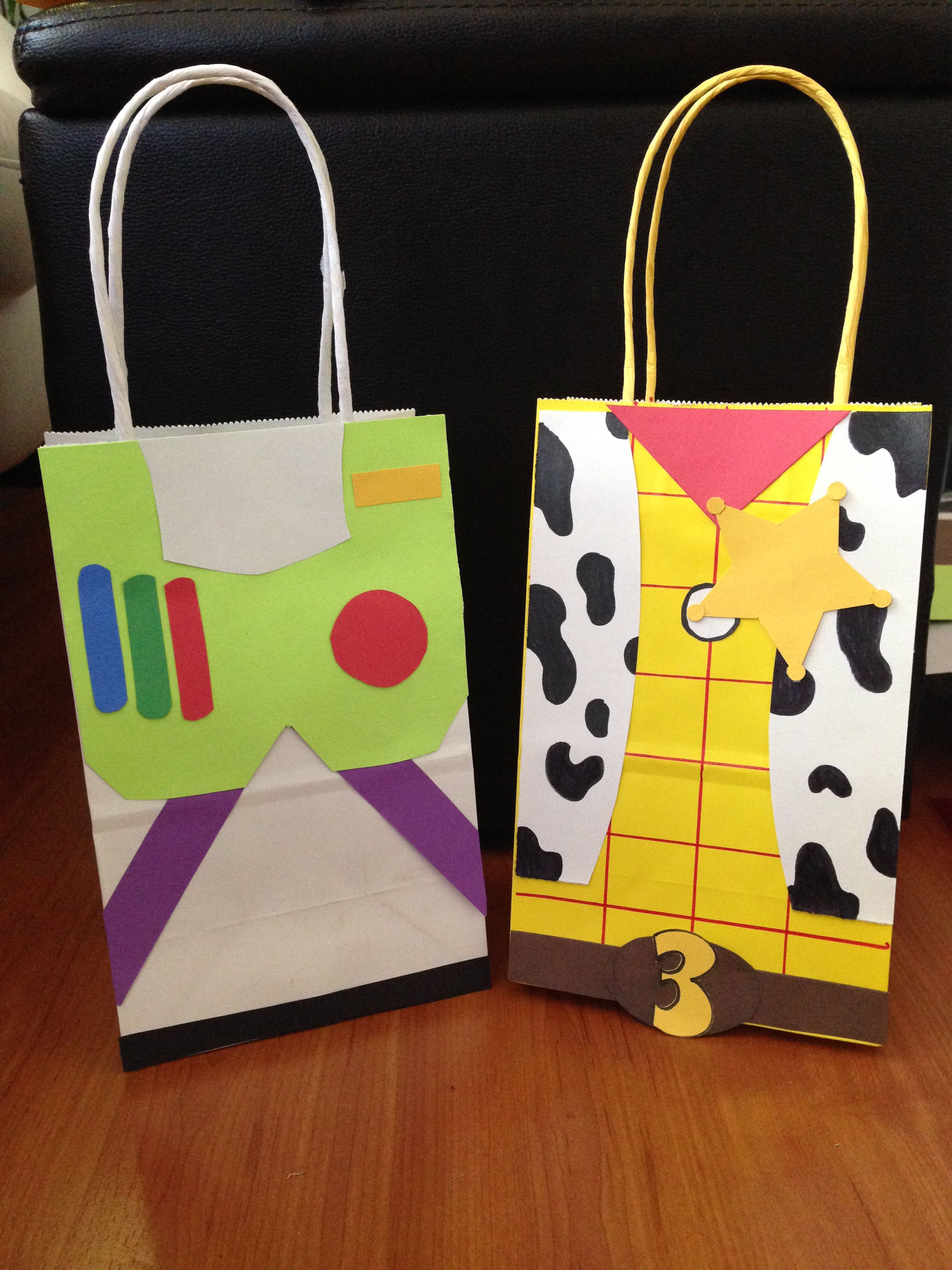DIY Toy Story Goodie Bags for sale! Visit etsy.com/shop/xEverlastingMemories to place your order,