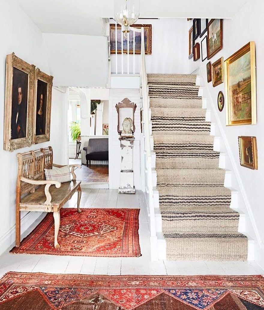 The rugs dream houses pinterest foyers interiors and stairways