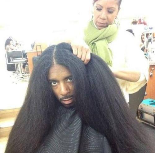 Ahmad Givens Hair