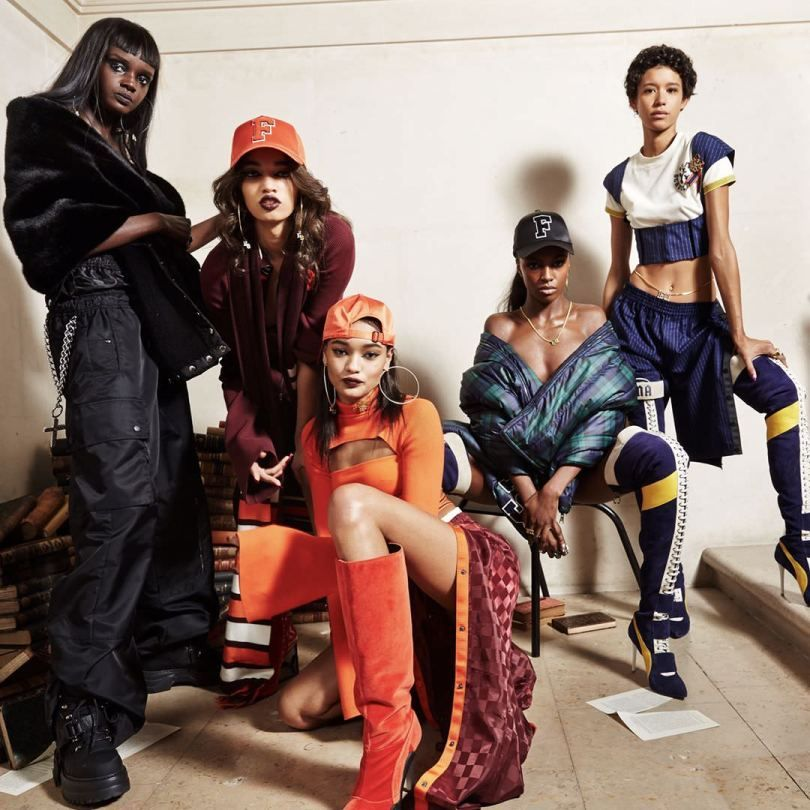 100% authentic bc04c 0bb22 Rihanna Presents Fenty x Puma Fall/Winter 2017 - Fenty ...