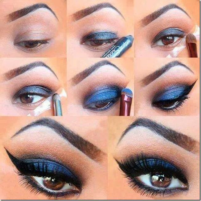 Machiaj Smokey Eyes Tutoriale Pas Cu Pas Beauty Revealed