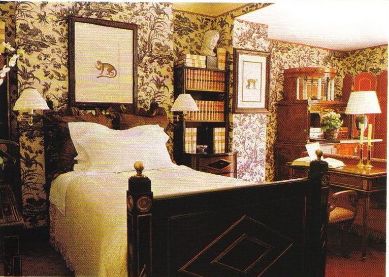 Bedroom In London Valentino S Home