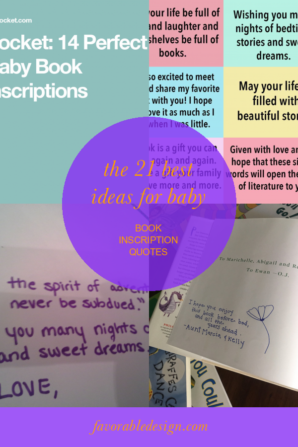 The 21 Best Ideas for Baby Book Inscription Quotes #baby #book #inscription #quotes #BabyQuotes #babybookinscriptionquotes