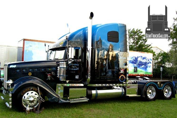 © Custom Semi Trucks Gallery