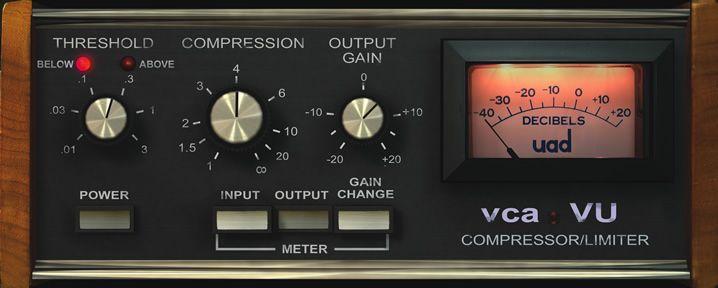 Vintage Dbx 160a Audio Compressor Studio Equipment