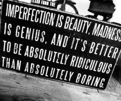 #madness quotes