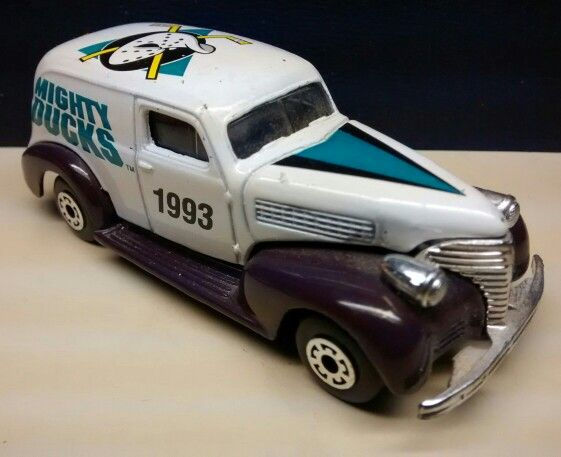 My Marchbox 1939 Chevrolet Sedan Delivery   Mighty Ducks