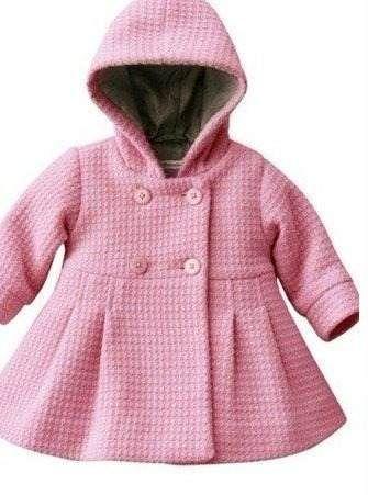 Abrigos para bebé 3   Vestidos maxi   Clothes, Baby e Baby coat 6f5d3771c97