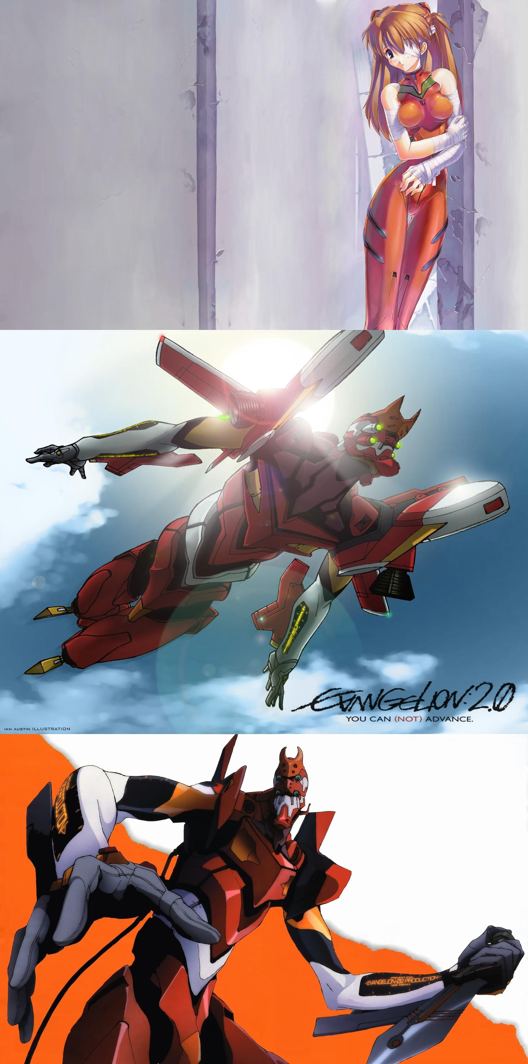 Eva02 neon genesis evangelion evangelion anime