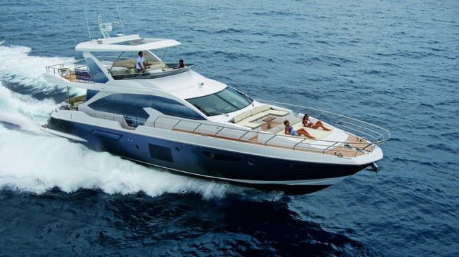 Azimut 72 Fly Seems The Best Way To Experience A Joy Ride Azimut