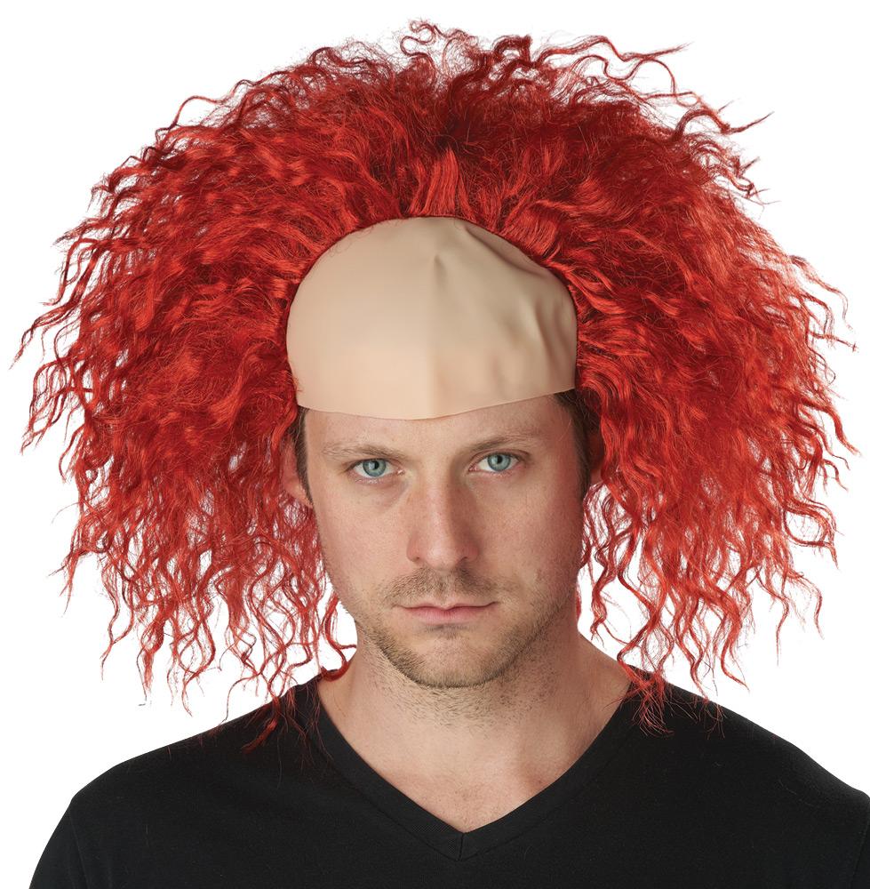Clown Baldness Red Costumepub Com Pattern Baldness Wigs Clown Wig