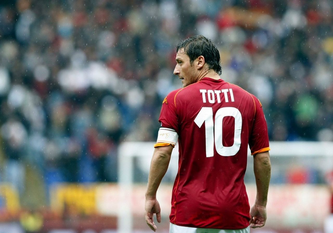 Image result for totti 2003/2004