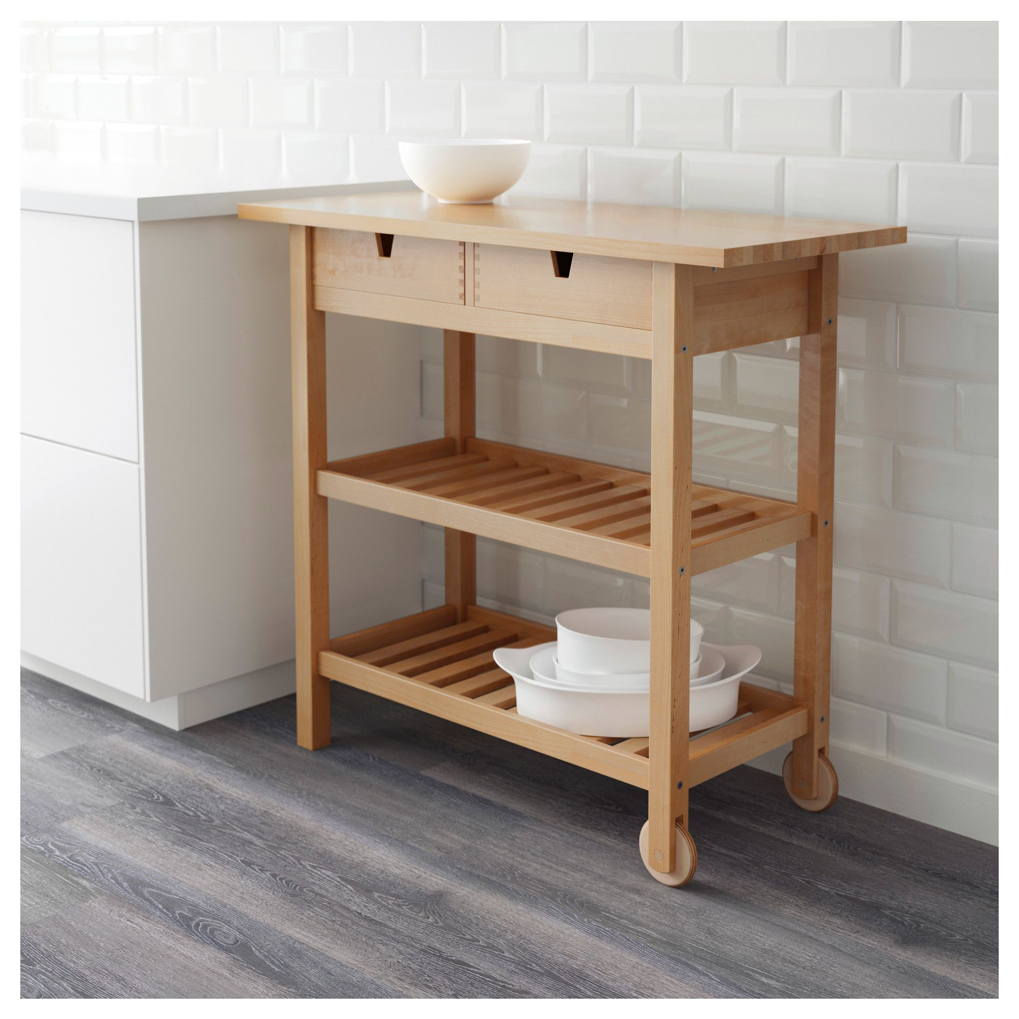 Ikea Kitchen Island On Wheels