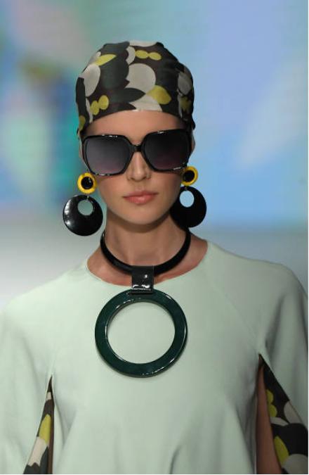 94ab13ca23fc Glasses Frames. Daks - Spring Summer 2019 Milan Ready-To-Wear Details