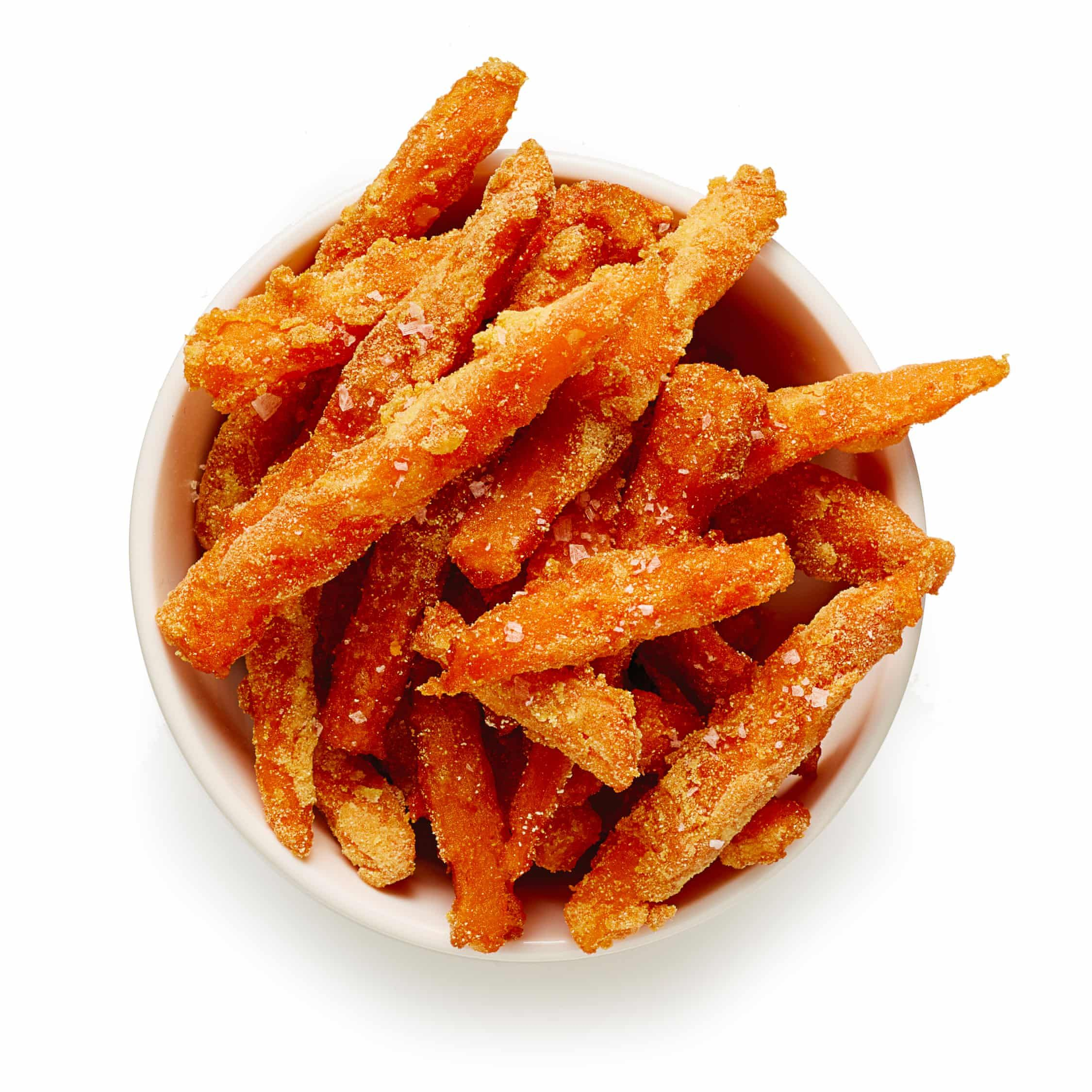 Felicity Cloakes Perfect Sweet Potato Fries Recipe