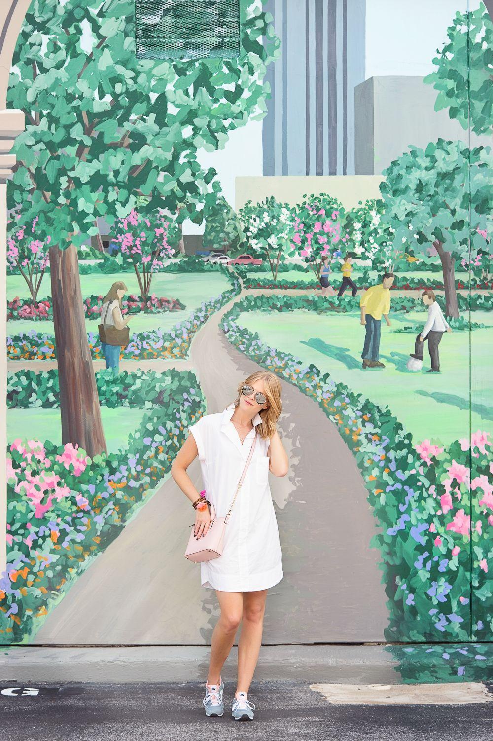 Painted Park - A PIECE of TOAST // Lifestyle + Fashion Blog // Texas + San Fran