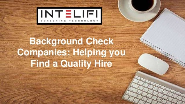 In The Past Few Years A Lot Of Questions Were Needed To Be Asked In An Applicant In Order To Know Them Well But With The Help Of Background Check Companies No