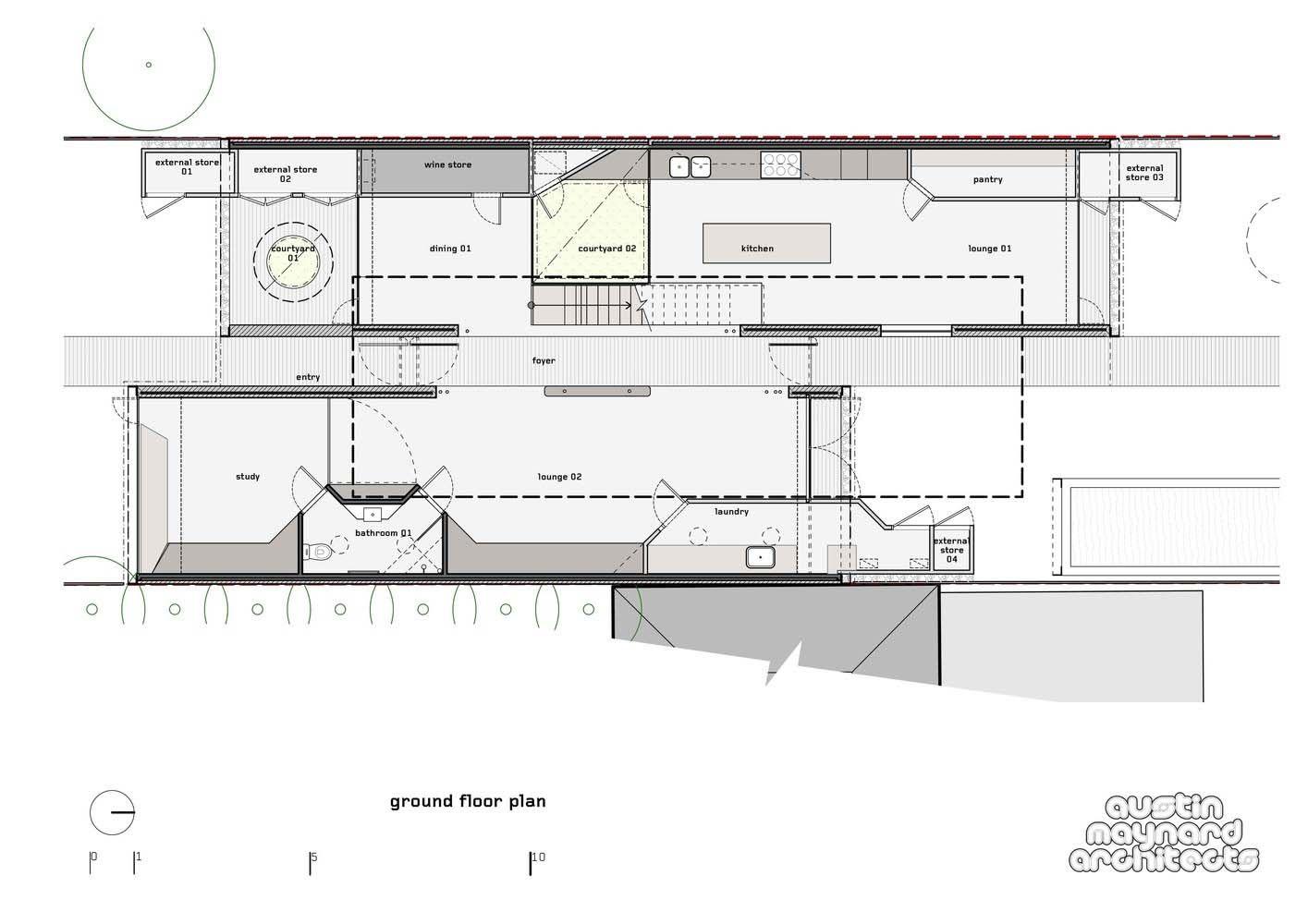 Indooroutdoor connectivity defining sustainable aussie home