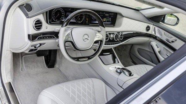 Mercedes S550 hybrid - Sedan hạng sang, công nghệ đỉnh cao - ảnh 3