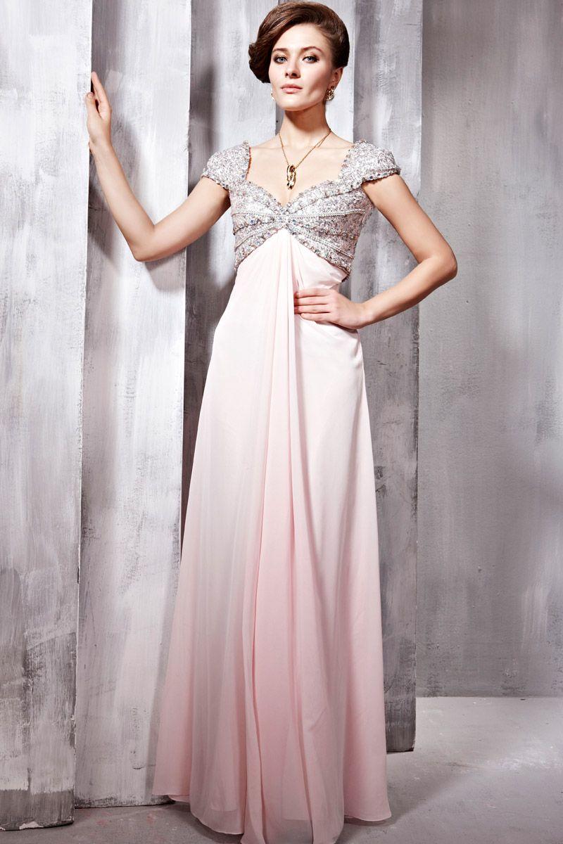 Empire Evening Dresses