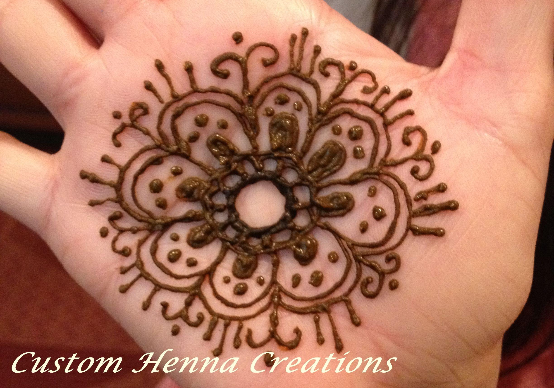 Mehndi Mandala Designs : Does mehndi art has a name like mandala quora