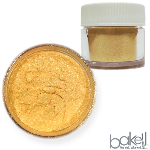 Egyptian Gold Metallic Luster Dust 4g for Cake Decorating Fondant Gum Paste